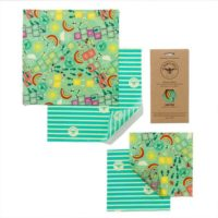 The Beeswax Wrap Co Kids Conjunto Criança Mind The Trash 600x600